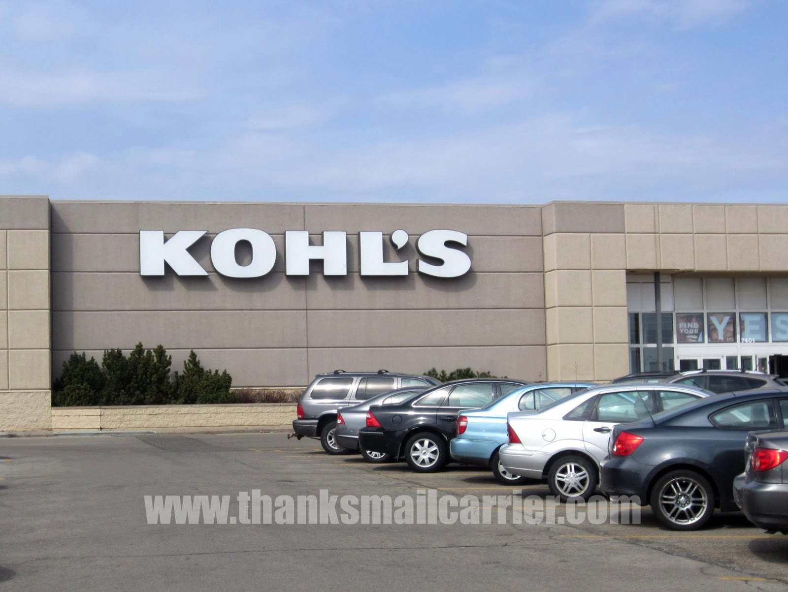 Kohl's stores