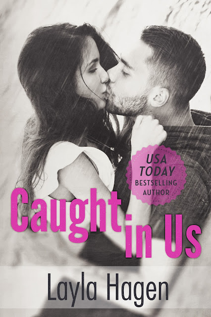 Caught In Us cover