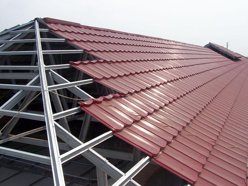 Desain Genteng Atap Rumah Modern