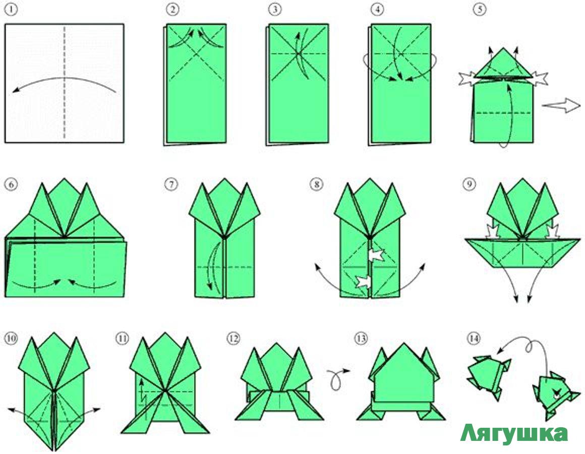 Поделки оригами на новый гЖидкая канифоль своими