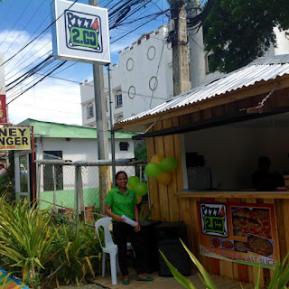Pizza 2.Go, Luto Ni Nanay Restaurant, Airport Road, Mactan, Cebu, Pizza in Cebu, Kalami Cebu Pizza Week
