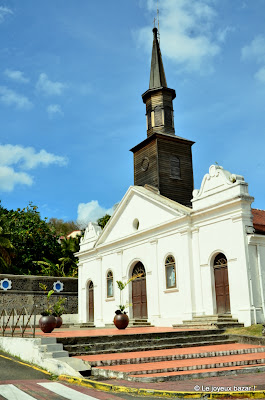 Martinique - Le Diamant - eglise