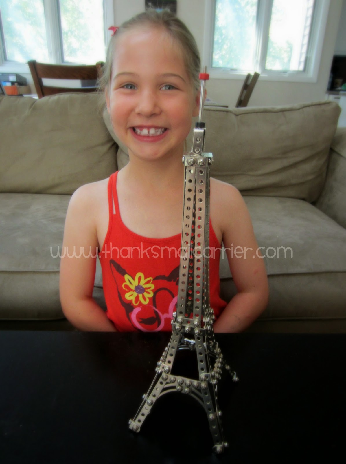 Eitech Eiffel Tower review