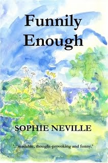 'Funnily Enough' by Sophie Neville available in paperback from Amazon