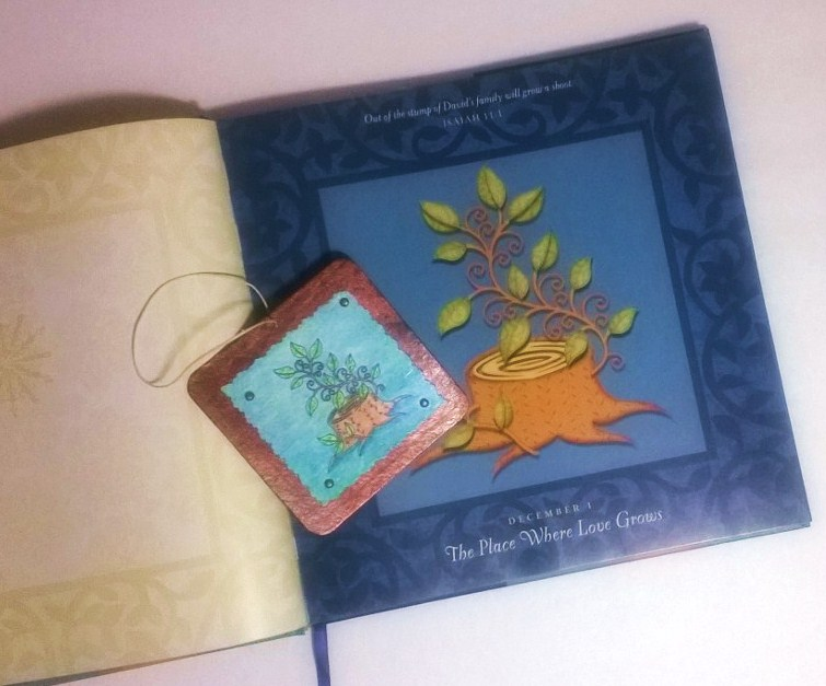 Bible Journaling Through Advent with Unwrapping the Greatest Gift ...