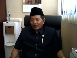 H. Makin Abbas Anggota Komisi D DPRD Jatim