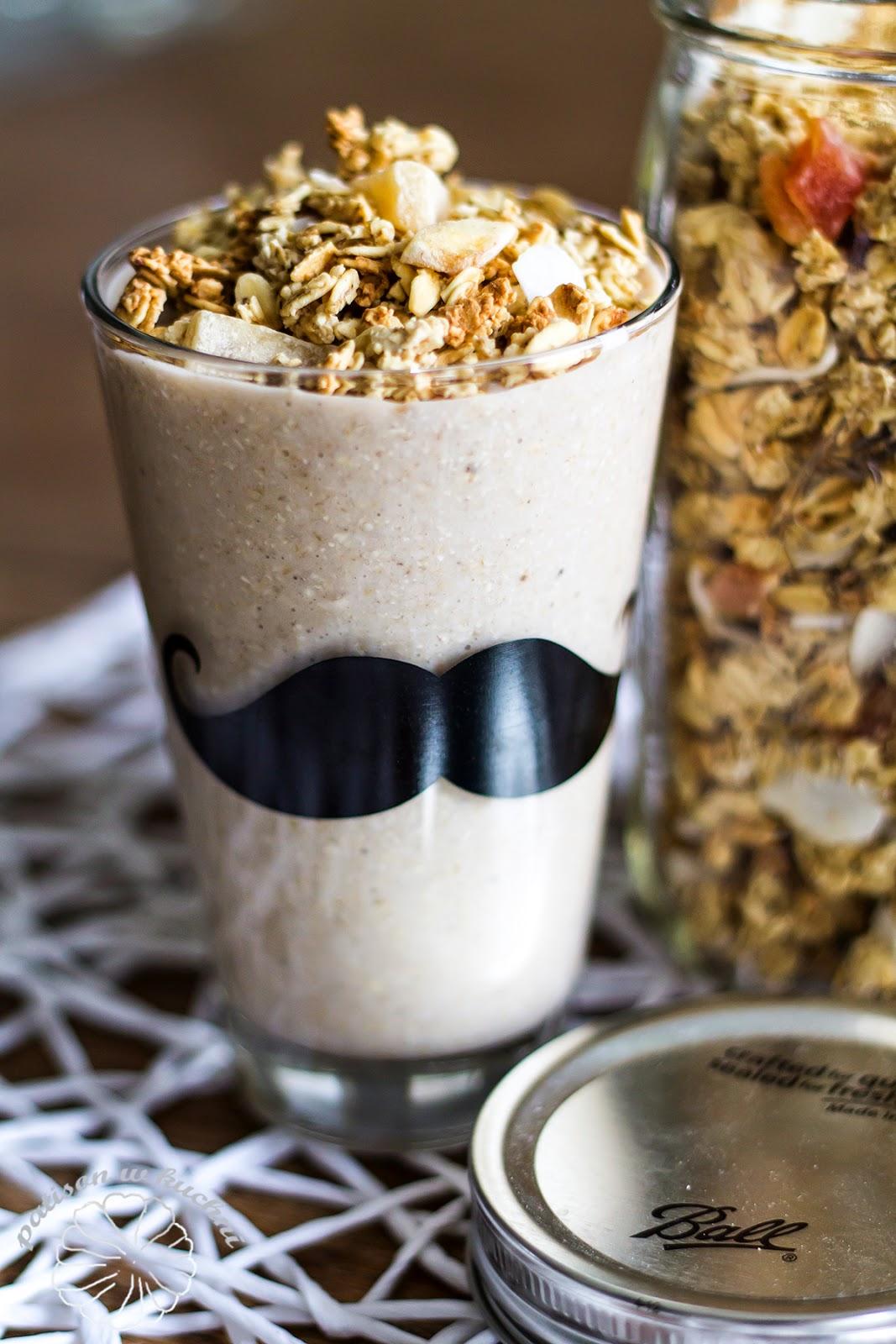 vegan coconut porridge