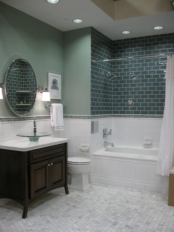 Manly Bathroom Tile: The Granite Gurus: FAQ Friday: How To Use Carrara Marble