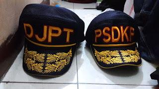 Topi Pengawas Perikanan dan DJPT