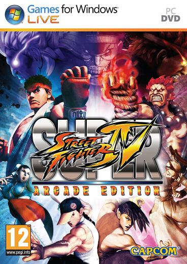 Super Street Fighter IV   Arcade Edition [FullRip]