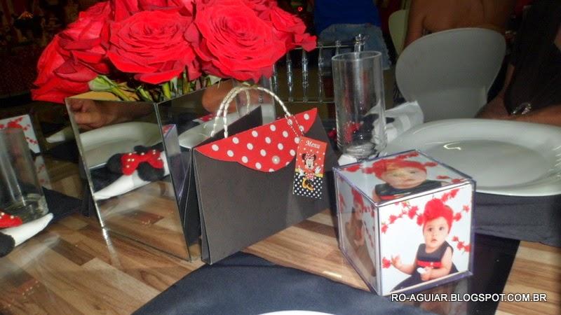Festa Minnie Vermelha