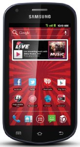 Phone Android Samsung Galaxy Reverb (Virgin Mobile) Review