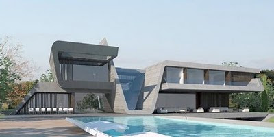 Christiano Ronaldo (CR7) Residence: Looks Ahead