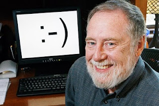 Scott Fahlman-Emoticon inventor :-)