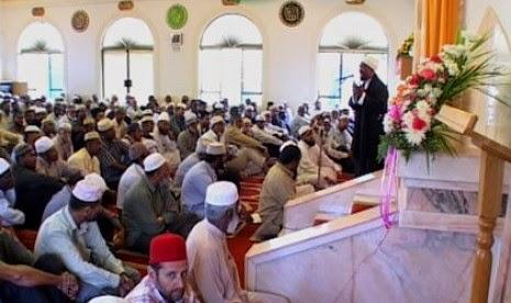 Bahan Peledak Berkekuatan Besar Ditemukan di Masjid di Afsel
