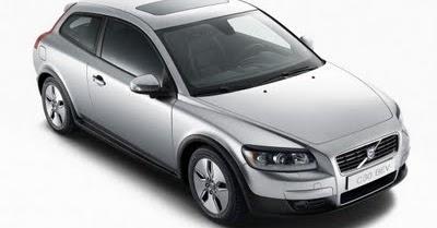 katkat voiture l 39 automobile du futur volvo c30 voiture lectrique. Black Bedroom Furniture Sets. Home Design Ideas