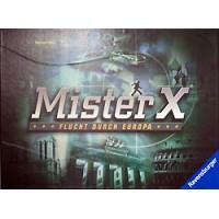 Course poursuite avec Mister X - Enquête