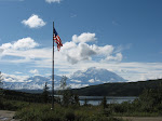 View of Denali from the Wonder Lake Ranger Station, Denali National Park and Preserve