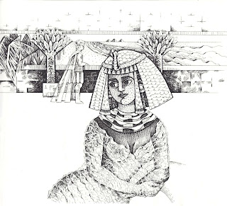 Cleopatra: final illustration