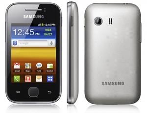 Samsung Galaxy Y (Totoro) S5360