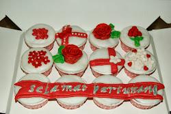 Cupcake red theme