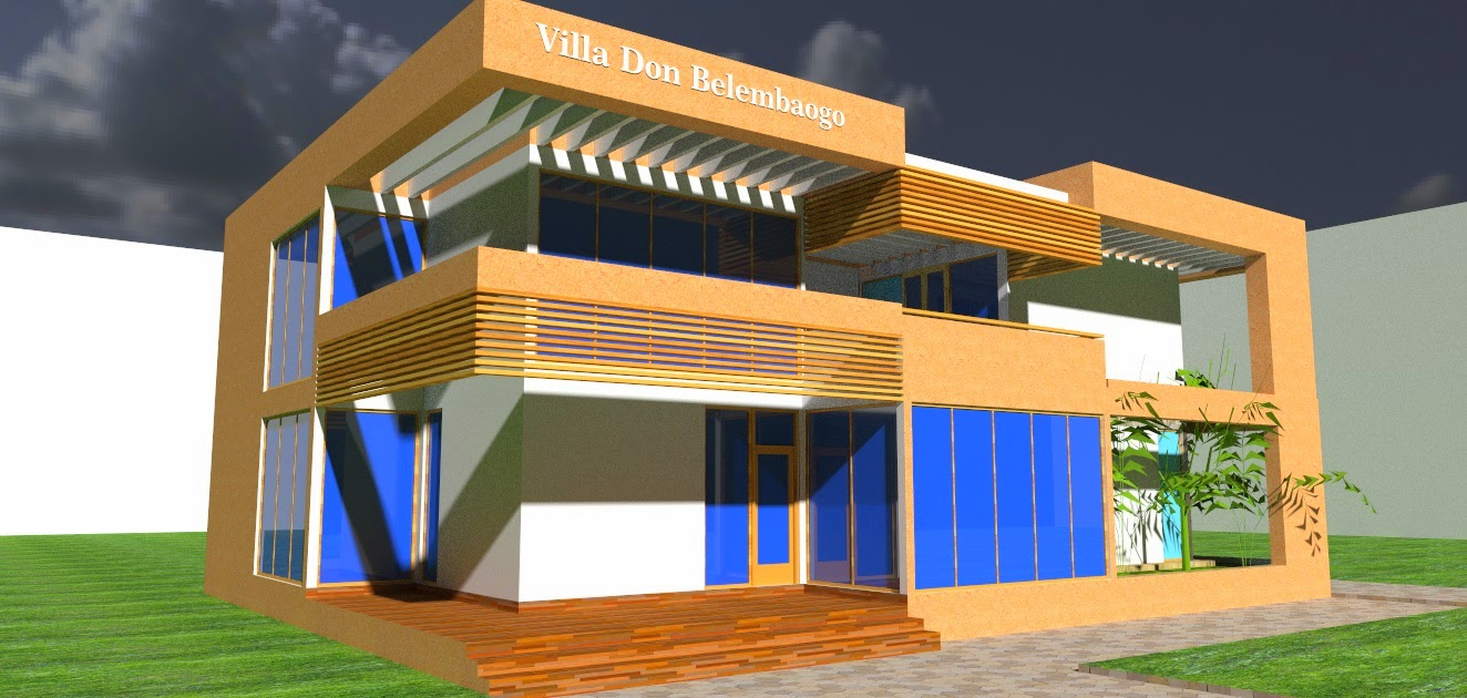 House Plans And Design Modern House Plans In Ghana