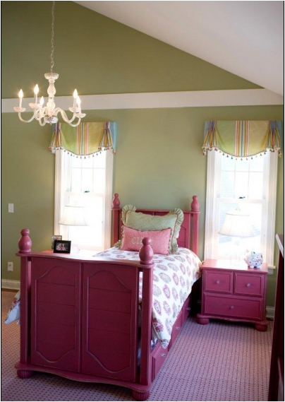 Girly Girl Vintage Style Bedrooms Room Design Inspirations