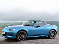 2013 Mazda MX-5 Sport Graphite Japanese car photos 3