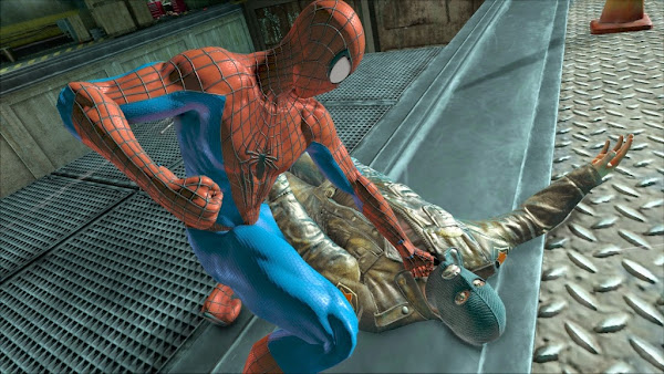 Screen Shot Of The Amazing Spider-Man 2 (2014) Full PC Game Free Download At worldfree4u.com