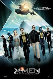 X-Men: Primera Generacion (2011)