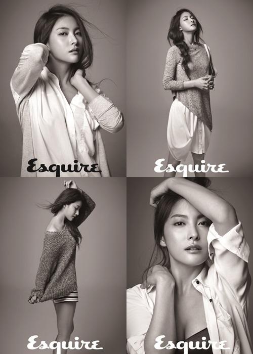 Gyuri Majalah Esquire