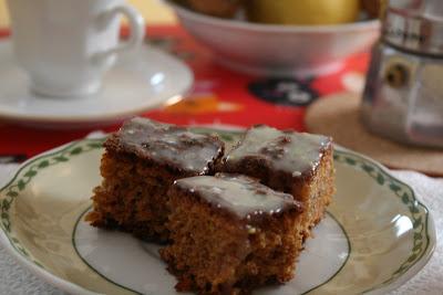 torta ai fiocchi di cereali misti