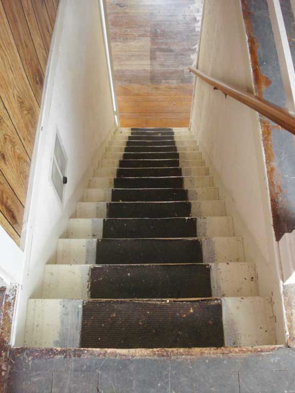 Farmhouse renovations for Farmhouse stairs