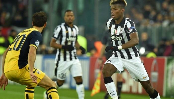 Juventus vs Borussia Dortmund en vivo