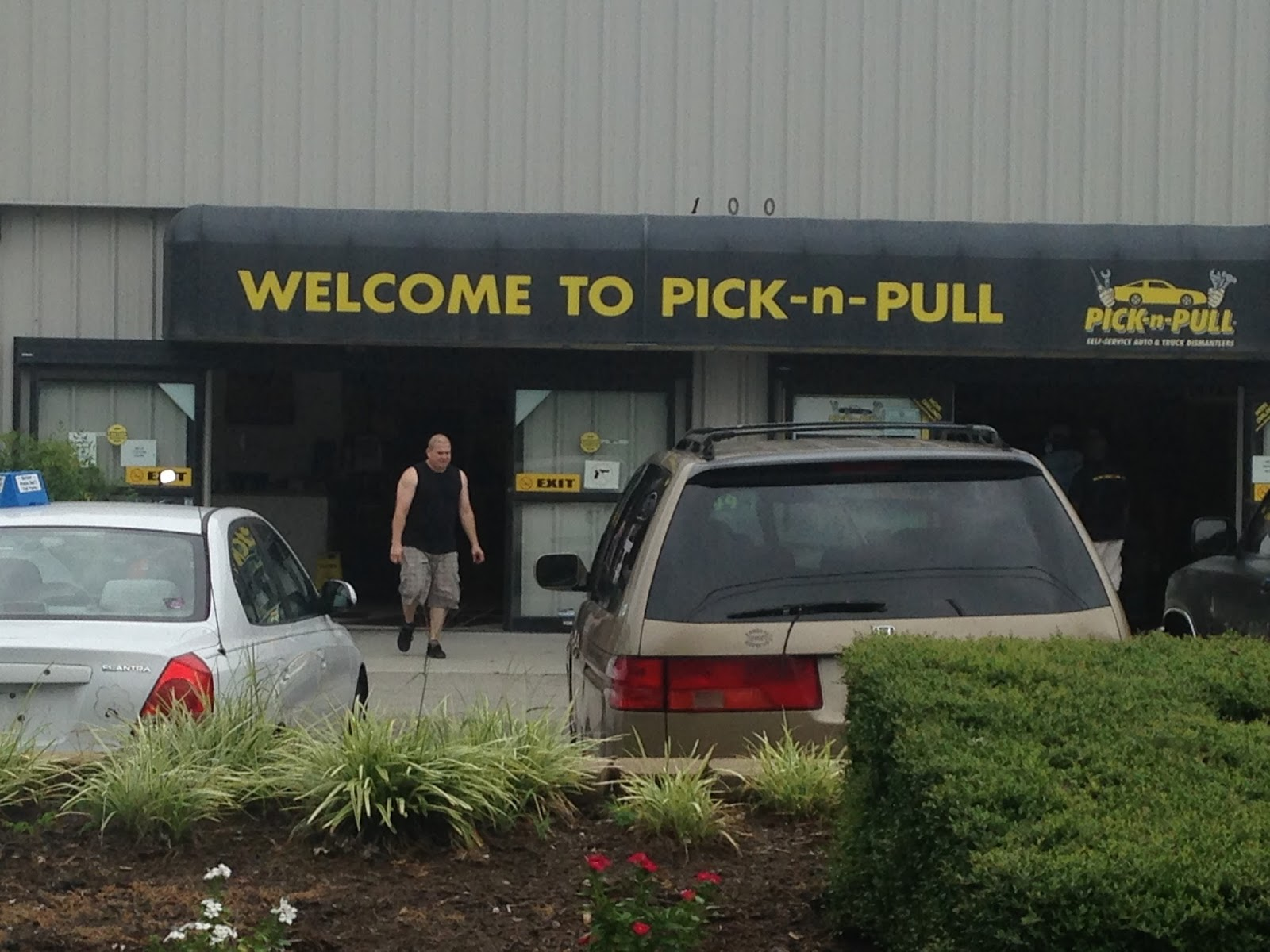 Nixon Motor Sports: Cheap Car Parts? Pick-n-Pull!