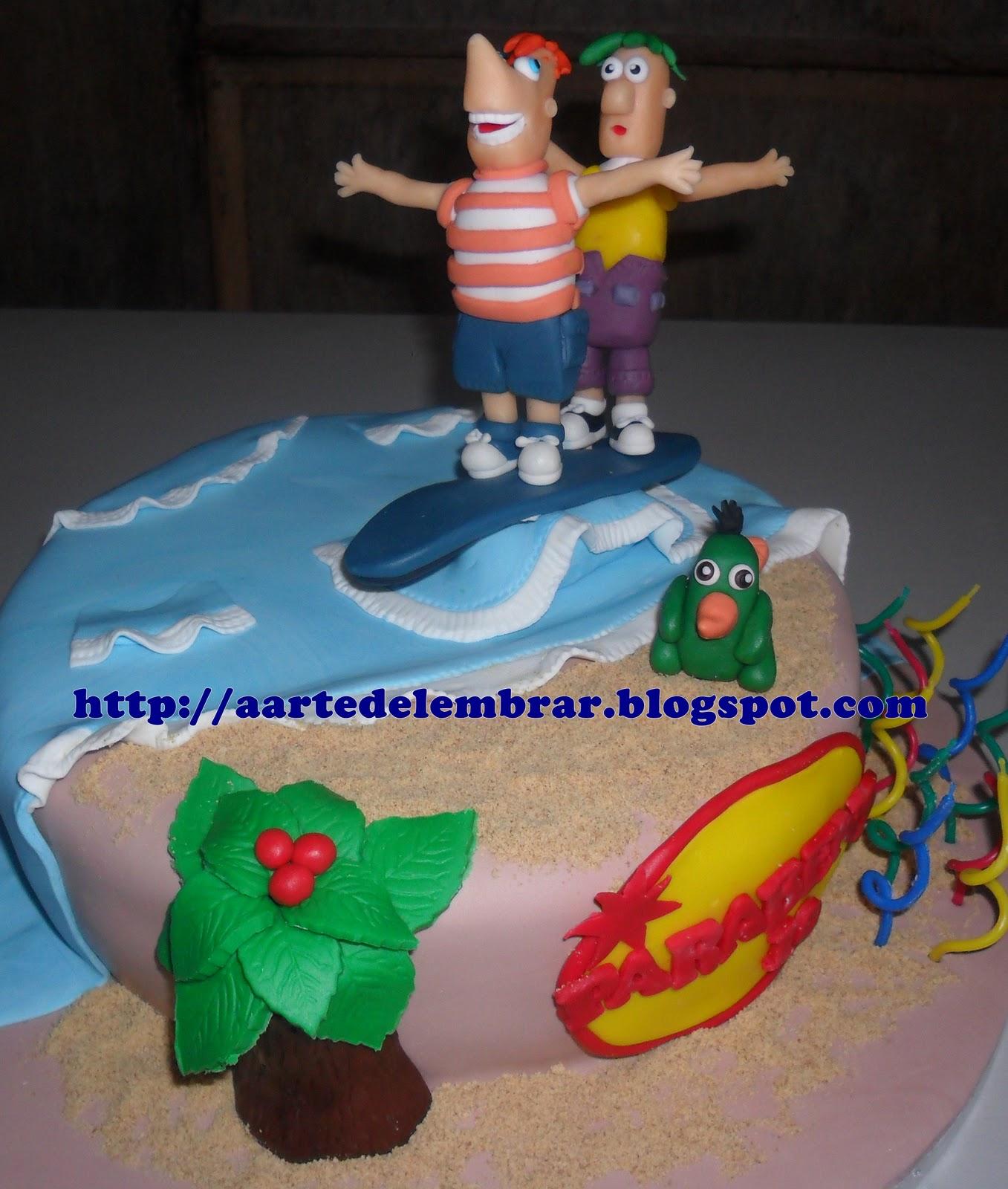 Bons Bolos Cake Ideas and Designs