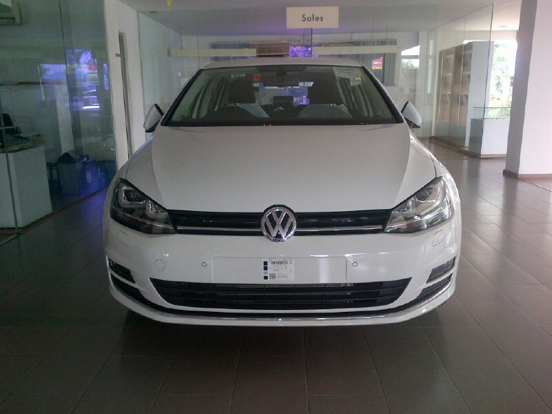 VW GOLF 1.4 CBU TSI
