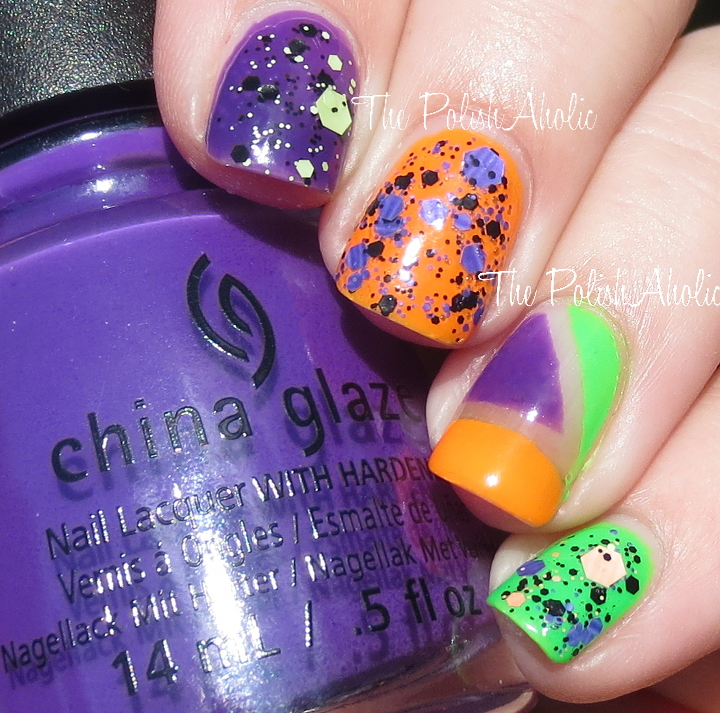 The Polishaholic China Glaze Halloween 2015 Ghouls Night Out