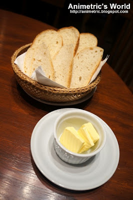 Bread Basket at Chef Tatung Taguig