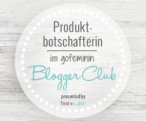 Offizielle goBloggerin