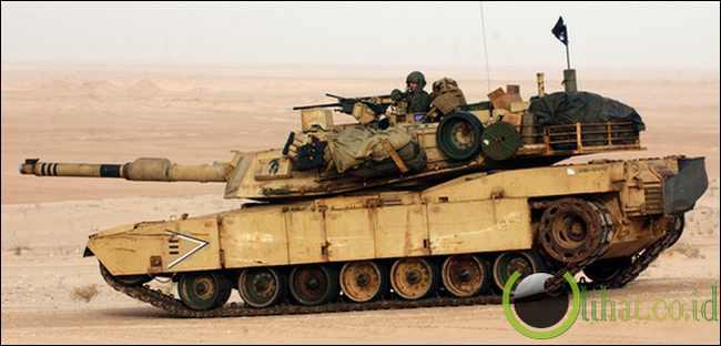 M-1 Abrams (US)