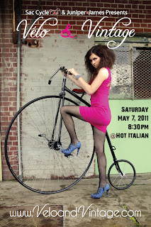 Velo and Vintage – tomorrow~