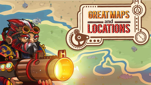Steampunk Defense Premium Apk Android