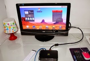 Cara Membuat TV LCD Menjadi Smart Android TV