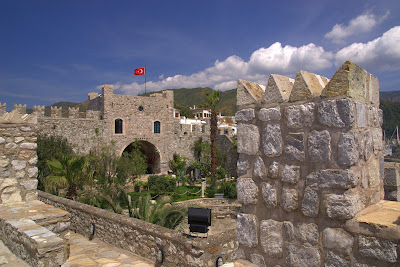 (Turkey) - Marmaris - Marmaris Castle