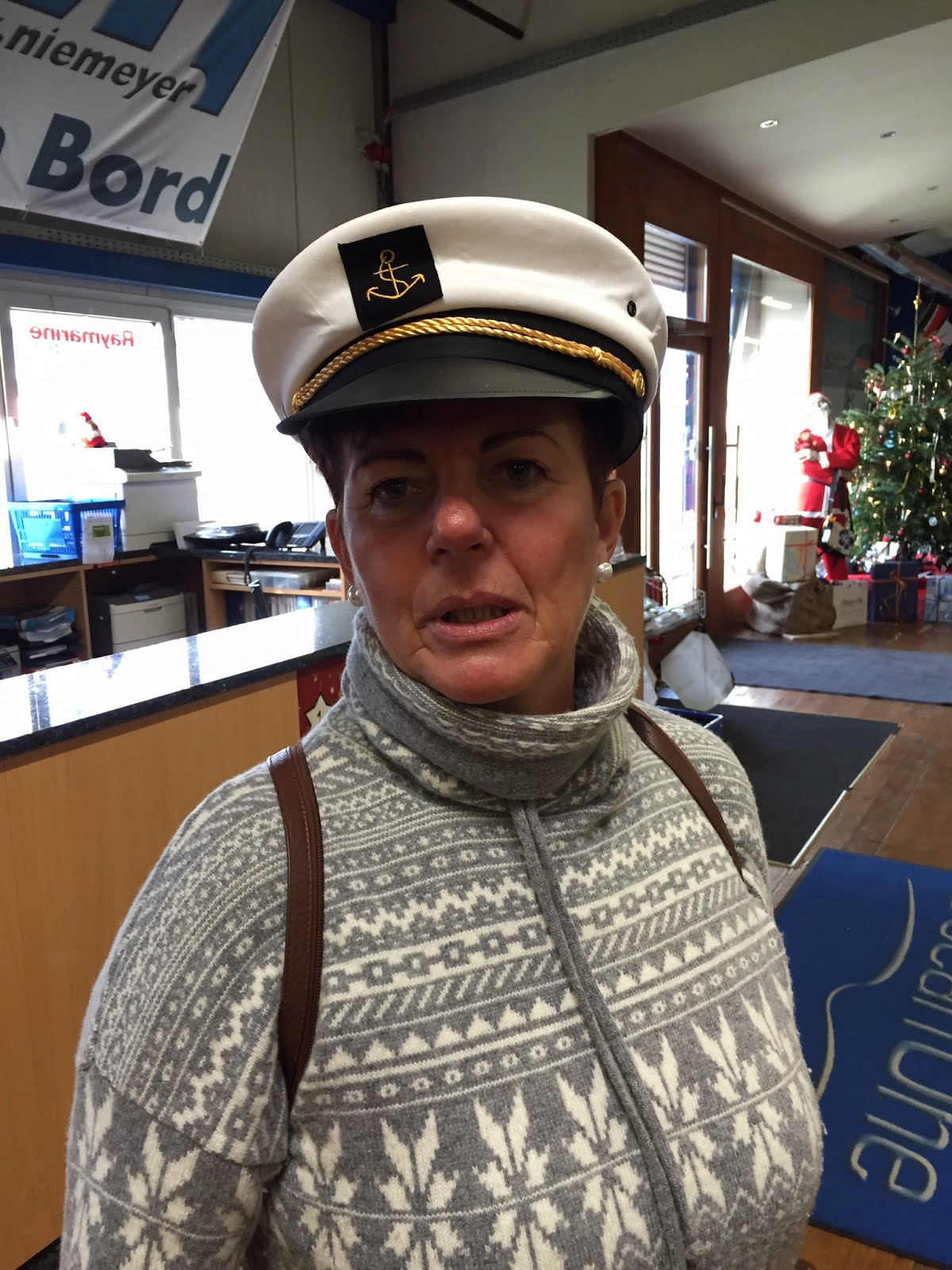 First Officer MS Laura