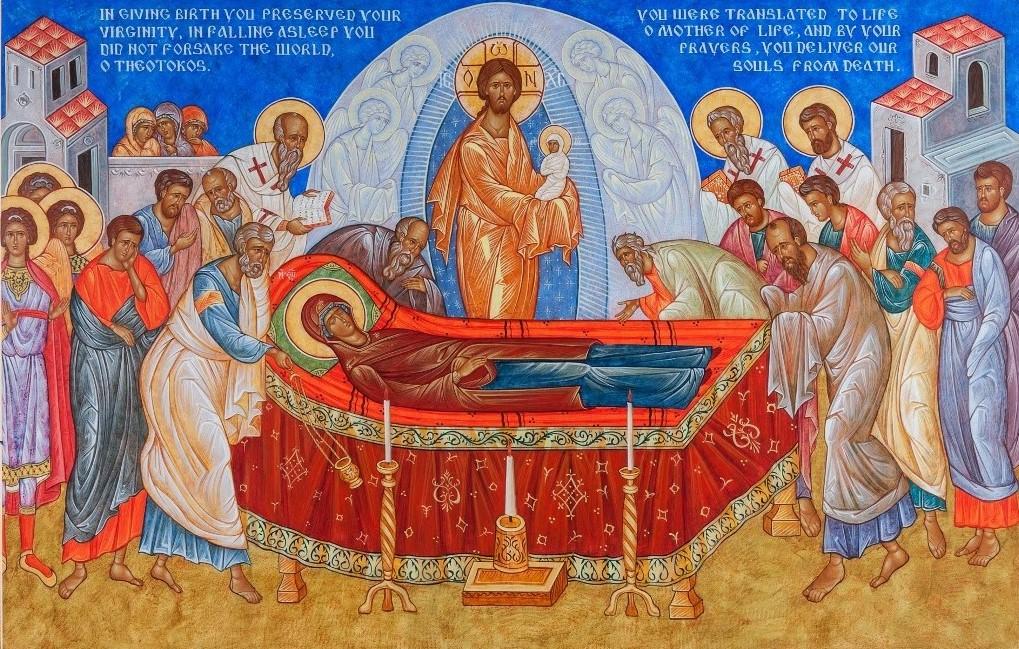 Радуј се, Мати Живота која избављаш од смрти душе наше!
