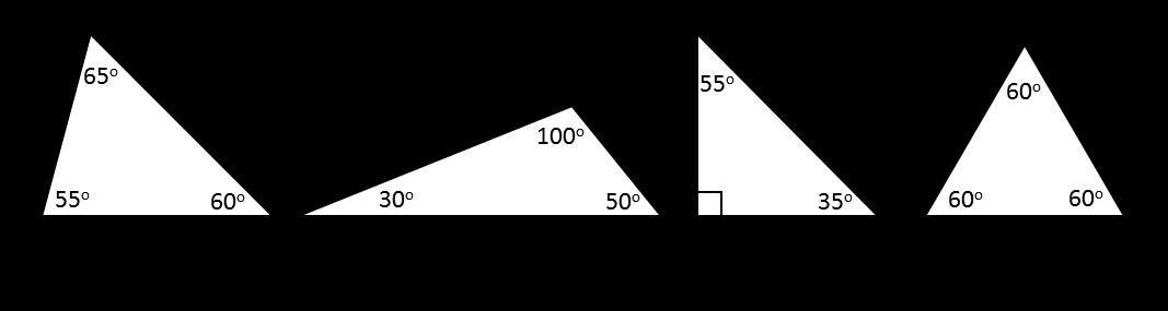 equiangular scalene triangle - photo #18