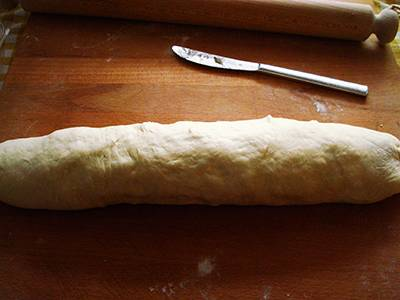 Ciambella gorgonzola e noci: undicesimo passaggio