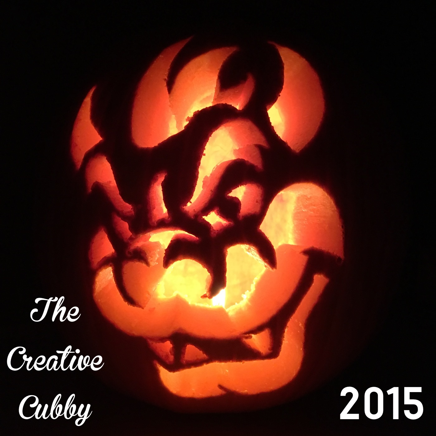 The Creative Cubby: Pumpkin Carving 2016